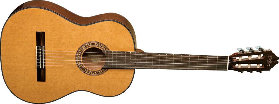 Classical Guitar String Spacing Yamaha