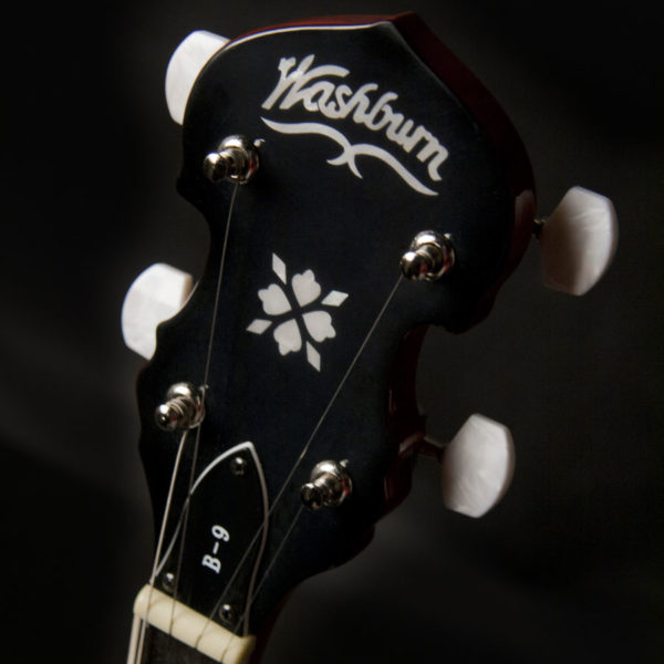 B9 BANJO HEAD STOCK