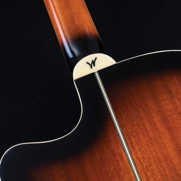 acoustic guitar neck joint
