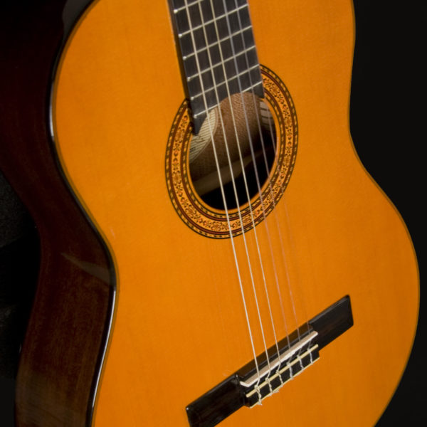 C5 CLASSICAL GUITAR FRONT OF BODY