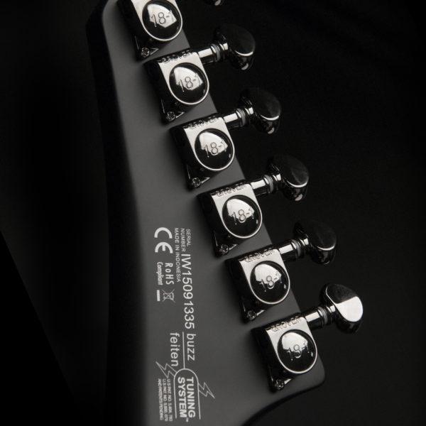 PXS10EC PARALLAXE S10E back of head stock