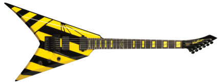 FRONT SHOT OF MICHAEL SWEET SIGNATURE PARALLAXE OFFSET V