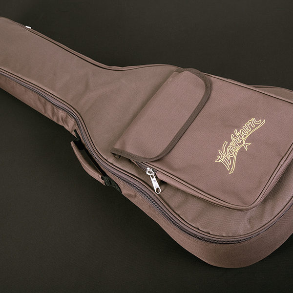 WCGM55K COMFORT G-MINI 55 KOA front of the gig bag