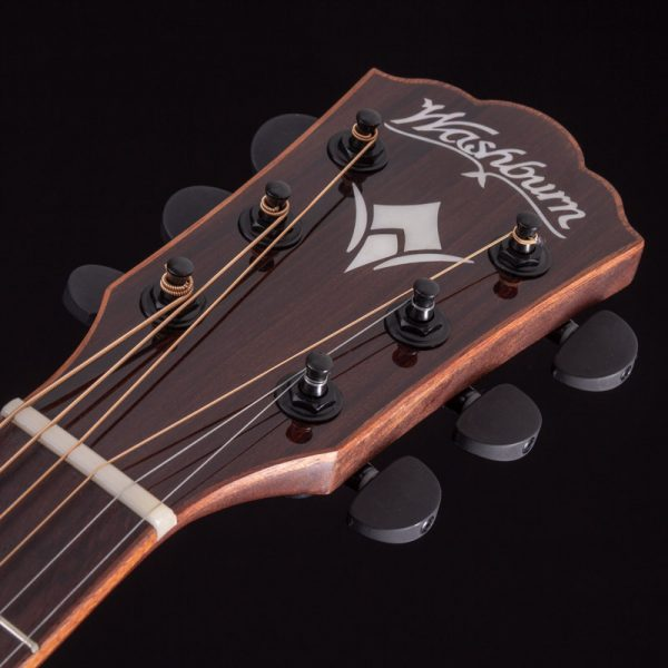 WCG25SCE front view of headstock