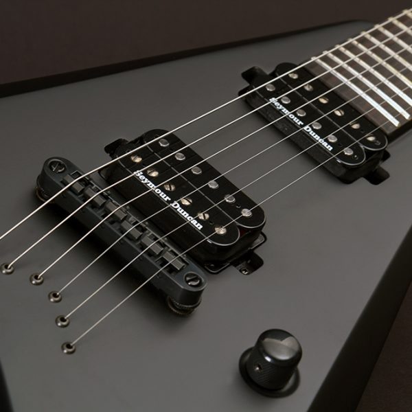 PXV26CK CLOSE UP OF THE BRIDGE AND PICKUPS
