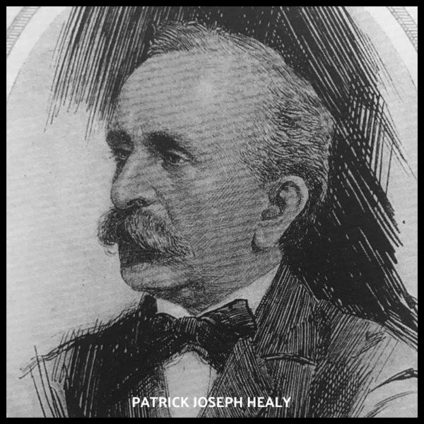 IMAGE OF PATRICK JOSEPH HEALY