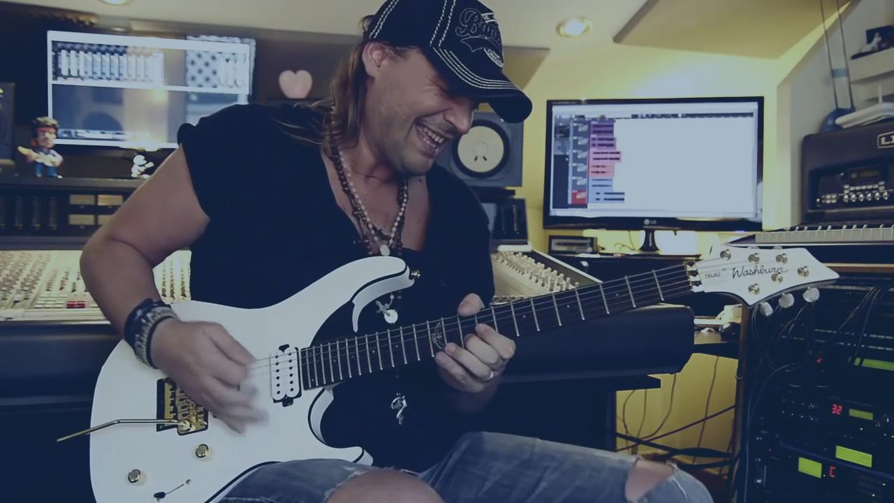 David Palau Demo - Parallaxe M10FR Signature Guitar