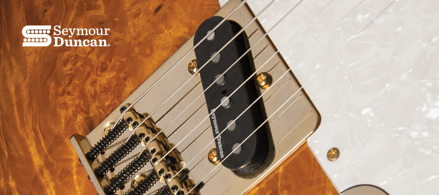 idol series feature-Seymour Duncan pickup