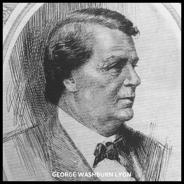 IMAGE OF GEORGE WASHBURN LYON
