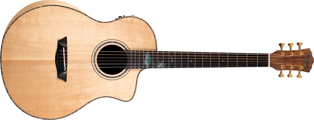 BTSC56SCE BELLA TONO ALLURE SC56SCE main image of the front of the guitar
