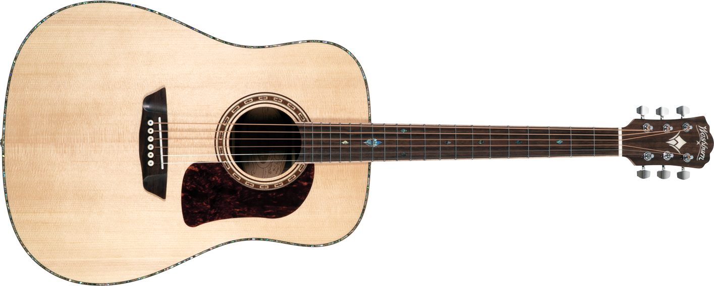 hd80s guitar main image of the front