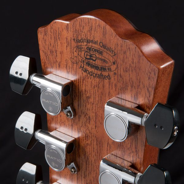 HG120SWEK close up of the back of the head stock