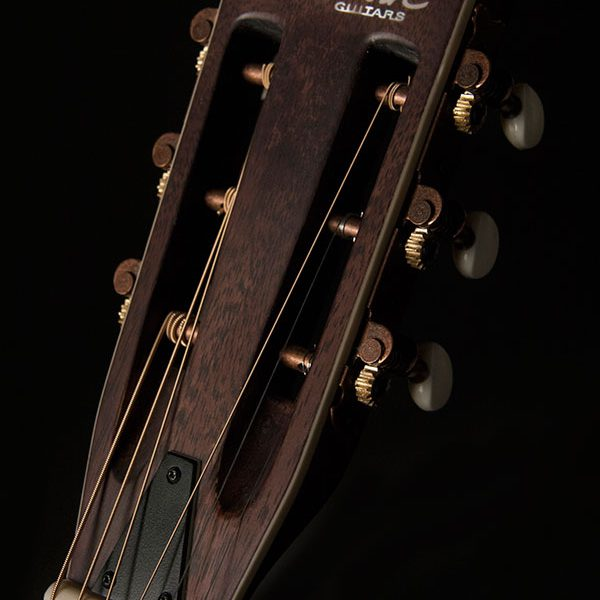 R360K angled headstock image from the front