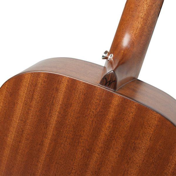 WCG10SENS close up of the neck heel